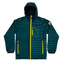 Bunda midlayer PLANKS Cloud 9 Insulator peacock 19/20 Velikost: S