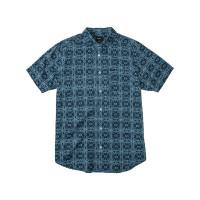 RVCA VISION dark denim pánská košile dlouhý rukáv - M