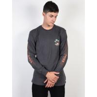 Billabong SAILIN ASPHALT pánské tričko s dlouhým rukávem - XL