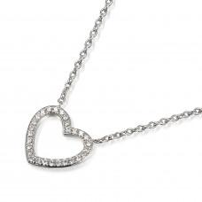Couple Zlatý dámský náhrdelník 3890063-0-45-99