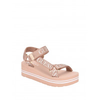 GUESS pantofle Avin Platform Sport Sandals blush vel. 41