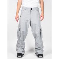 Dc BANSHEE NEUTRAL GRAY pánské softshellové lyžařské kalhoty - M