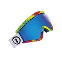 Electric EGV LOOSE BROSE/BLUE CHROME pánské brýle na snowboard