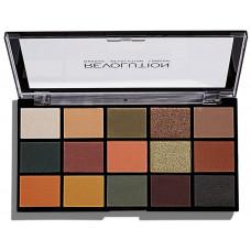 Makeup Revolution London Re-Loaded Palette 16,5g - Iconic Division