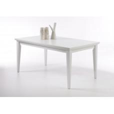 Rozkládací jídelní stůl Paris 79870 bílý - TVI