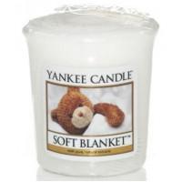 Yankee Candle votivní svíčka 49g Soft Blanket