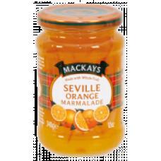 Mackays Pomerančový džem 340g