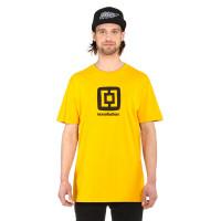Horsefeathers FAIR CITRUS pánské tričko s krátkým rukávem - XXL