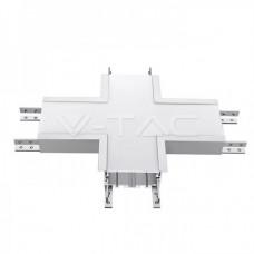 X spojka k LED závěsnému lineárnímu svítidlu VT-7-42-W