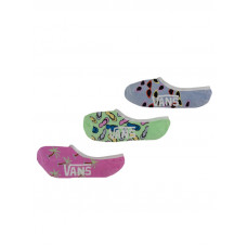 Vans BEACHIN' CANOODLES 3 MULTI dámské kotníkové ponožky - 7-10