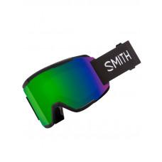 Smith SQUAD Black | ChromaPop Sun Green pánské brýle na snowboard