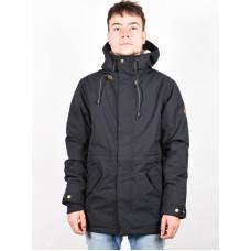 Rip Curl WANDERER ANTI SERIES black zimní bunda pánská - L