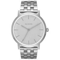 Nixon PORTER 35 ALLSILVER pánské hodinky analogové
