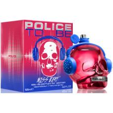 Police To Be Miss Beat parfémovaná voda Pro ženy 125ml
