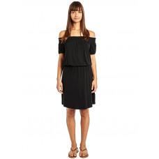 Billabong COASTAL KISSES black společenské šaty krátké - M