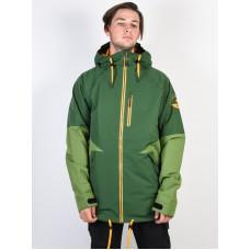 ARMADA CARSON INSULATED FOREST GREEN zimní bunda pánská - L