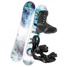 Nitro LECTRA 2 dámský snowboardový set