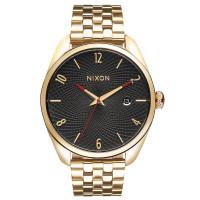 Nixon BULLET ALLGOLDBLACK dámské hodinky analogové