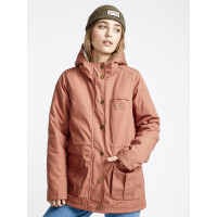 Billabong FACILITI CACAO zimní bunda dámská - S