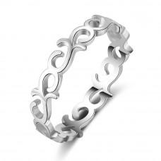 OLIVIE Stříbrný prstýnek POTAWATOMI 4747 Velikost prstenů: 9 (EU: 59 - 61)