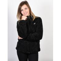 Billabong FIRST CHAIR BLACK CAVIAR dámská mikina - L