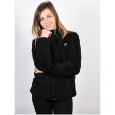 Billabong FIRST CHAIR BLACK CAVIAR dámská mikina - M