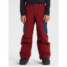 Burton EXILE CARGO SPARRW/MODIGO zateplené kalhoty dětské - S