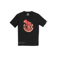 Element WBYC FLINT BLACK dětské tričko s krátkým rukávem - 16