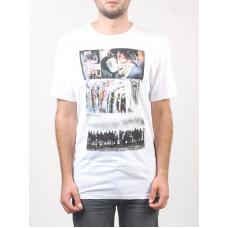 Animal SPRAYY 001 pánské tričko s krátkým rukávem - S