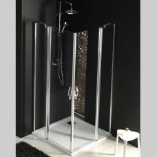 GELCO - One čtvercový sprchový kout 1100x1100mm L/P varianta, rohový vstup (GO4811GO4811)