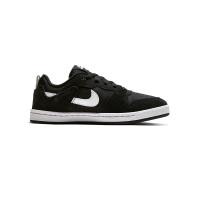 Nike SB ALLEYOOP (GS) black/white dětské letní boty - 39EUR