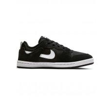 Nike SB ALLEYOOP (GS) black/white dětské letní boty - 40EUR