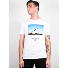 Ezekiel Kyle WHT pánské tričko s krátkým rukávem - M