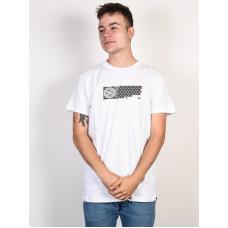 Dc NULL SNOW WHITE pánské tričko s krátkým rukávem - M