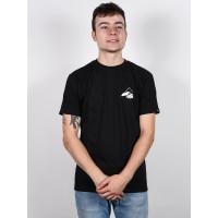 Emerica Spanky Sphere black pánské tričko s krátkým rukávem - L
