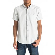 Quiksilver WATERFALLS HIGHRISE pánská košile krátký rukáv - S
