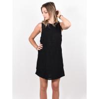Rip Curl SWEET THING black společenské šaty krátké - S