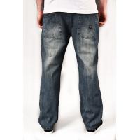 Vehicle CLUSTER BLUE TINTED WASH A značkové pánské džíny - 32