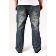 Vehicle CLUSTER BLUE TINTED WASH A značkové pánské džíny - 30