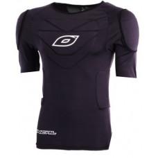 O´Neal STV Short Sleeve Protector Shirt - chráničová vesta černá - Motofanda 2396