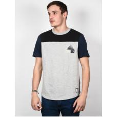 Element WALSH FLINT BLACK pánské tričko s krátkým rukávem - M