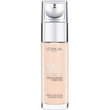 L'Oréal Paris True Match Foundation 30ml - 1N Ivory