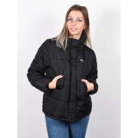 Vans GALATIC SPIRAL PUFFE MTE Black zimní bunda dámská - XS