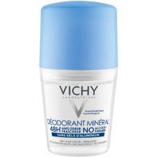 Vichy Deodorant minerální deodorant roll-on 48H Anti Odour Freshness 50 ml