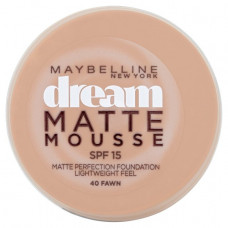 Maybelline Dream Matte Mousse SPF15 18ml - 40 Fawn