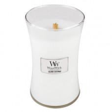 WoodWick dekorativní váza Island Coconut 609,5g