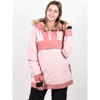 Roxy SHELTER silver pink zimní bunda dámská - M