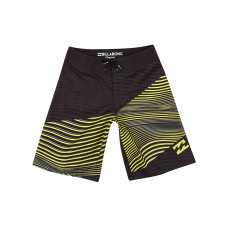 Billabong RESISTANCE OG 17 5 yellow - 12