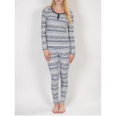 Animal SNOWFLAKE STAR H65 pyžamo dámské - 10