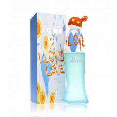 Moschino Cheap & Chic I Love Love toaletní voda Pro ženy 50ml